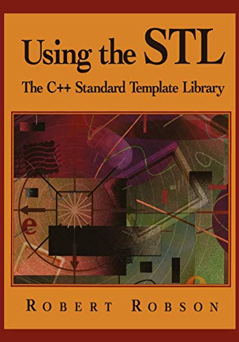 9780387982045 Using The Stl The C Standard Template Library