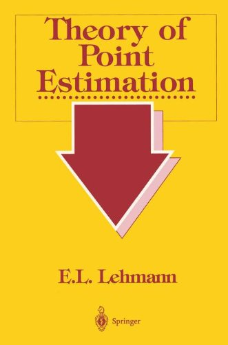9780387982090: Theory of Point Estimation