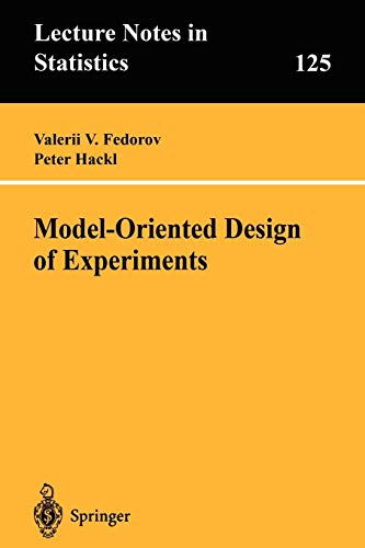 9780387982151: Model-Oriented Design of Experiments