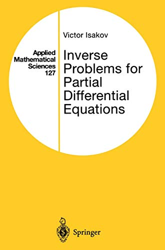 9780387982564: Inverse Problems for Partial Differential Equations (Applied Mathematical Sciences)