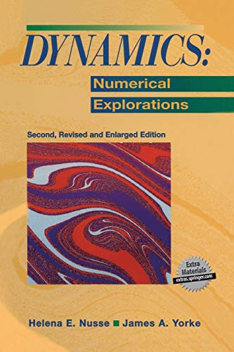 9780387982649: Dynamics: Numerical Explorations (Applied Mathematical Sciences)