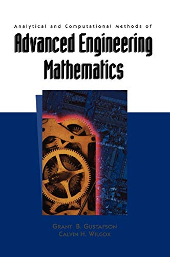 9780387982656: Analytical and Computational Methods of Advanced Engineering Mathematics (Texts in Applied Mathematics)