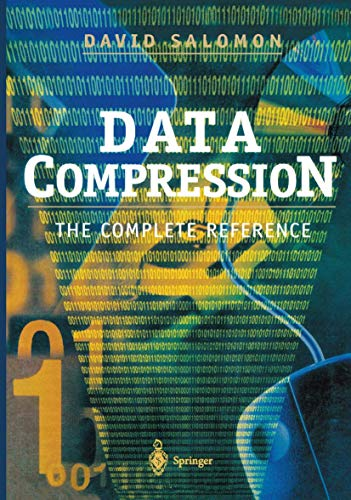 9780387982809: Data Compression: The Complete Reference