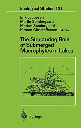 Structuring Role of Submerged Macrophytes in Lakes.: JEPPESEN, Erik, et