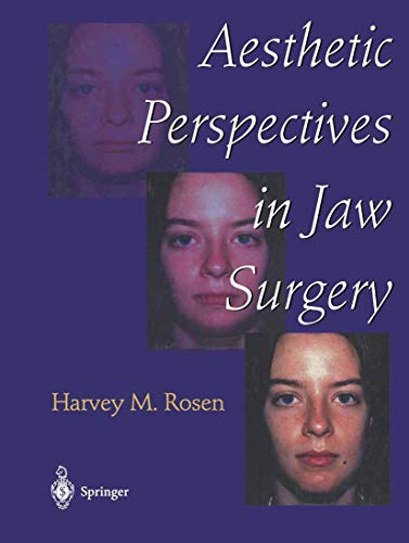 9780387983042: Aesthetic Perspectives in Jaw Surgery