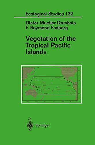 Vegetation Of The Tropical Pacific Islands (Pb): Mueller-Dombois D.