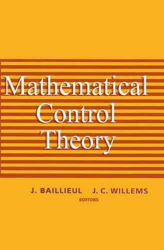 9780387983172: Mathematical Control Theory (Instant Notes)
