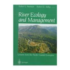 9780387983233: River Ecology and Management: Lessons from the Pacific Coastal Ecoregion