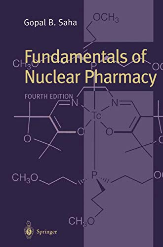 9780387983417: Fundamentals of Nuclear Pharmacy