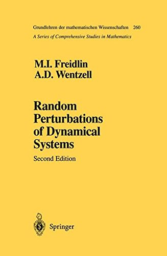 9780387983622: Random Perturbations of Dynamical Systems