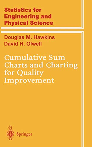 9780387983653: Cumulative Sum Charts and Charting for Quality Improvement