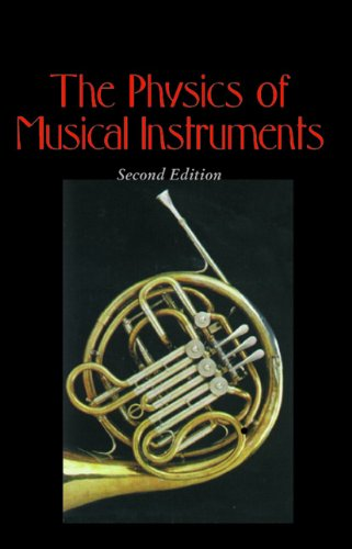 9780387983745: The Physics of Musical Instruments