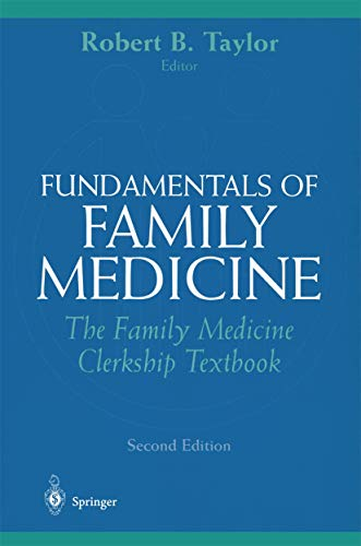 9780387984452: Fundamentals of Family Medicine: The Family Medicine Clerkship Book