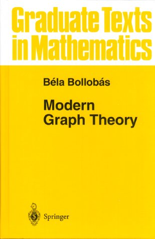 9780387984919: Modern Graph Theory (Graduate Texts in Mathematics)