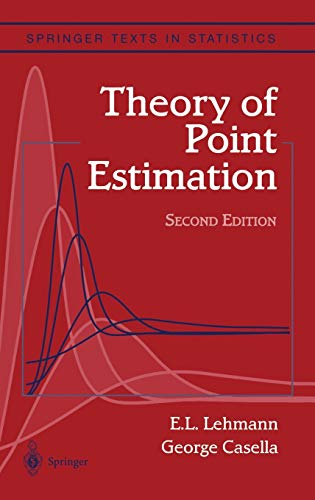 9780387985022: Theory of Point Estimation (Springer Texts in Statistics)