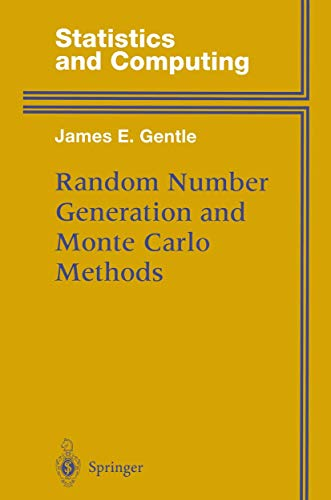 9780387985220: Random Number Generation and Monte Carlo Methods (Statistics and Computing)