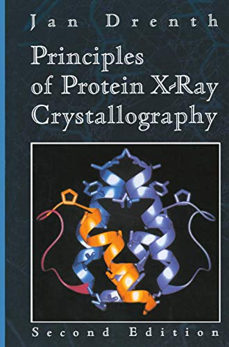 9780387985879: Principles of Protein X-ray Crystallography (Springer Advanced Texts in Chemistry)