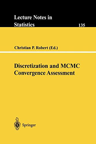 9780387985916: Discretization and MCMC Convergence Assessment (Lecture Notes in Statistics)