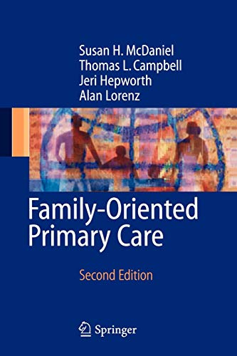 9780387986142: Family-Oriented Primary Care