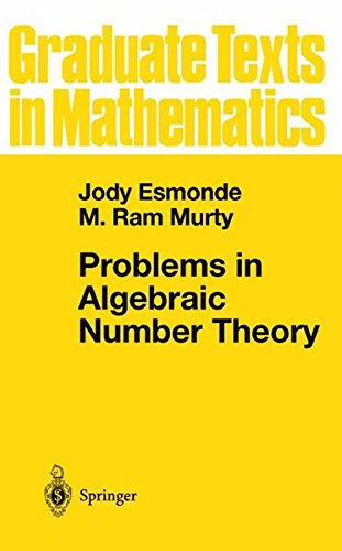 9780387986173: Problems in Algebraic Number Theory