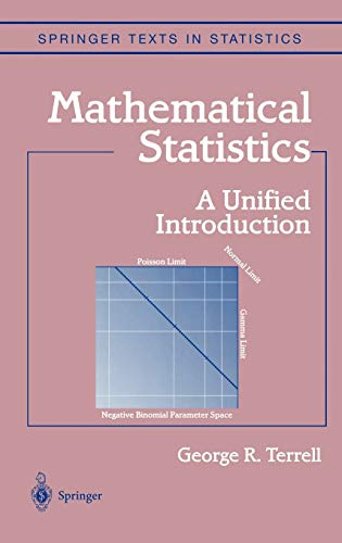 Mathematical Statistics: A Unified Introduction (Springer Texts: Terrell, George R.