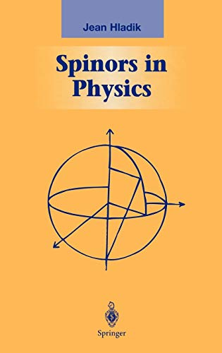 9780387986470: Spinors in Physics