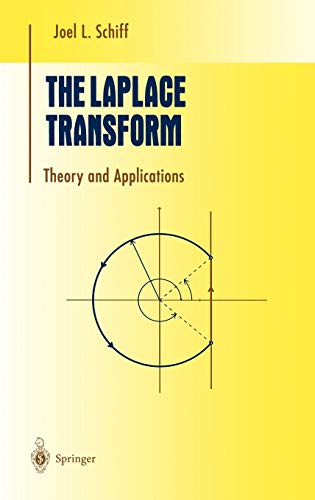 9780387986982: The Laplace Transform: Theory and Applications (Undergraduate Texts in Mathematics)