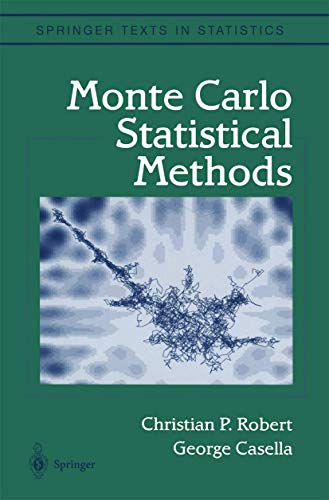 9780387987071: Monte Carlo Statistical Methods (Springer Texts in Statistics)