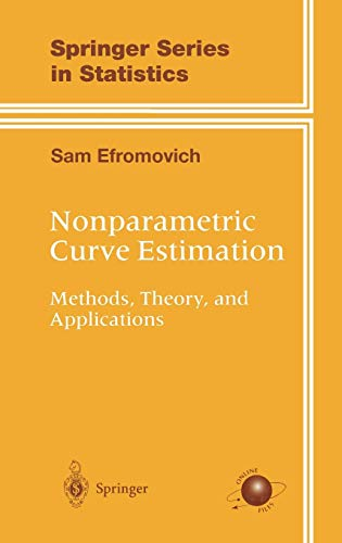 9780387987408: Nonparametric Curve Estimation: Methods, Theory, and Applications (Springer Series in Statistics)