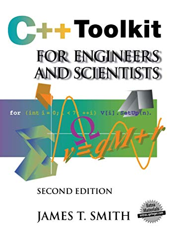 9780387987972: C++ Toolkit for Engineers and Scientists