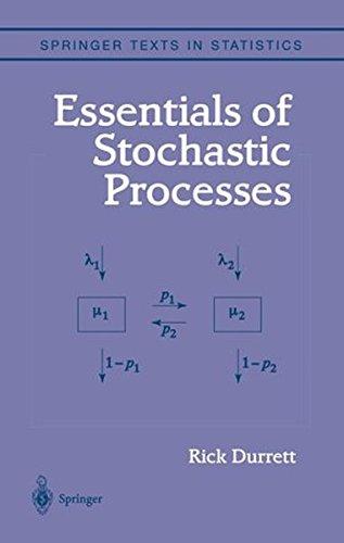 9780387988368: Essentials of Stochastic Processes (Springer Texts in Statistics)
