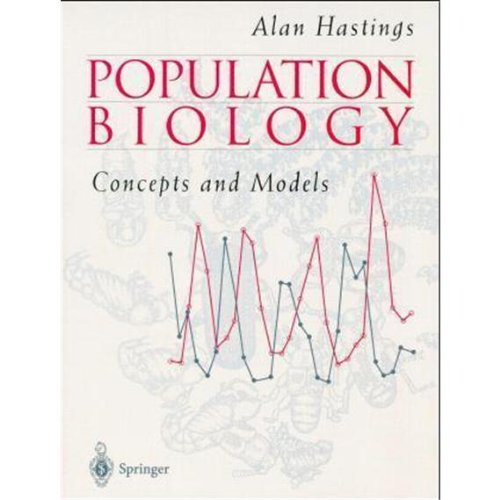 9780387988528: Population Biology: Concepts and Models