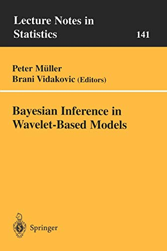 9780387988856: Bayesian Inference in Wavelet-Based Models (Lecture Notes in Statistics)