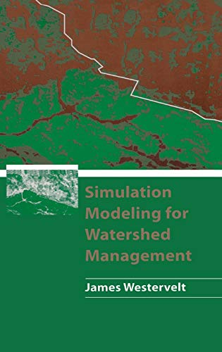 9780387988931: Simulation Modeling for Watershed Management