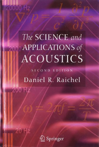 9780387989075: The Science and Applications of Acoustics (Modern Acoustics and Signal Processing)