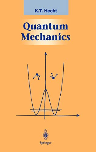 9780387989198: Quantum Mechanics (Graduate Texts in Contemporary Physics)