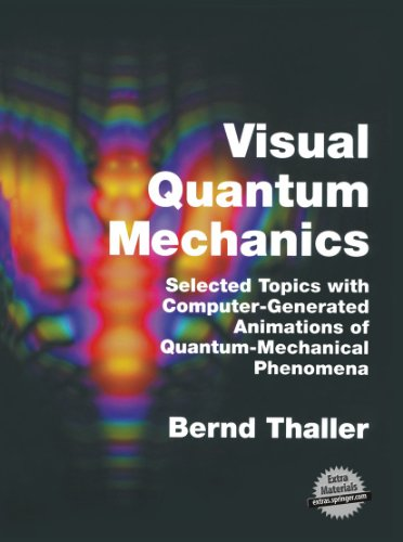 Visual Quantum Mechanics: Selected Topics