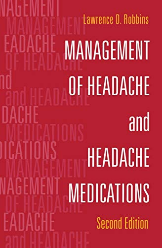 9780387989440: Management of Headache and Headache Medications