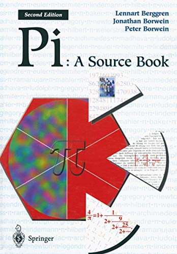 9780387989464: Pi, A Source Book. : 2nd Edition