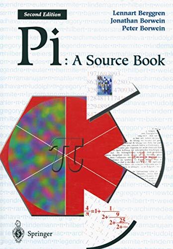 9780387989464: Pi: A Source Book