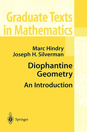 9780387989815: Diophantine Geometry: An Introduction (Graduate Texts in Mathematics)