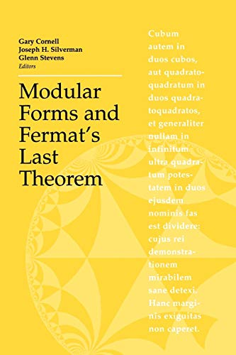 9780387989983: Modular Forms and Fermat's Last Theorem