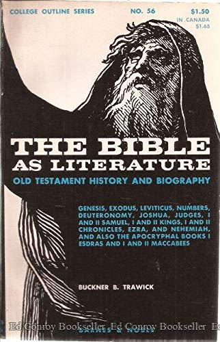 The Bible as Literature: The New Testament