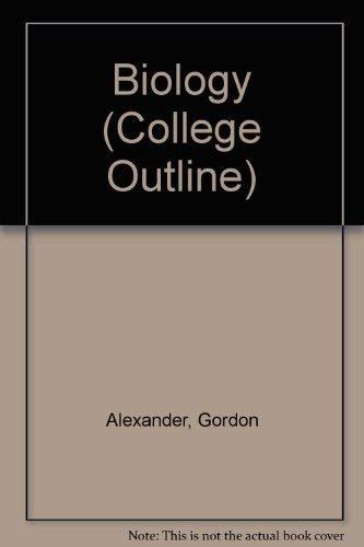 9780389000211: Biology (College Outline)