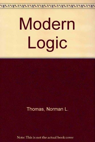 9780389000754: Modern Logic