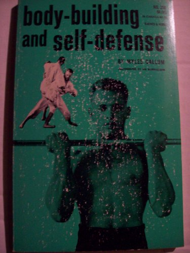 9780389002116: Body Building and Self Defense