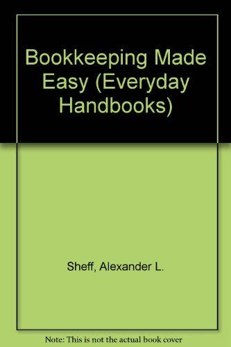 9780389002123: Bookkeeping Made Easy (Everyday Handbooks)