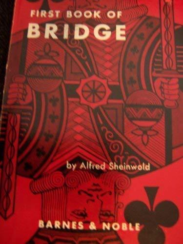 Everyday Handbooks: First Book of Bridge: Sheinwold, Alfred