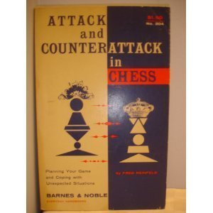 9780389002246: Attack and Counterattack in Chess (Everyday Handbooks)