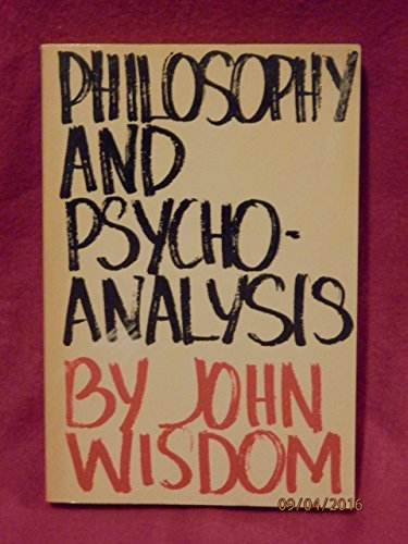 9780389010609: Philosophy and Psycho-Analysis